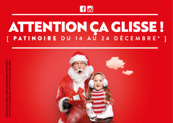 ATTENTION ÇA GLISSE